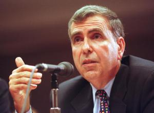 Time Warner Chairman Gerald Levin