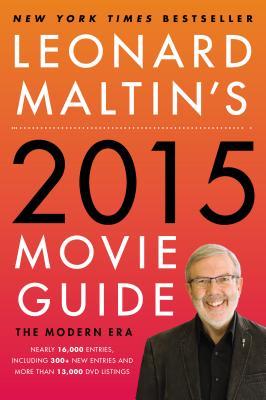 leonard maltin's movie guide-2015-cover