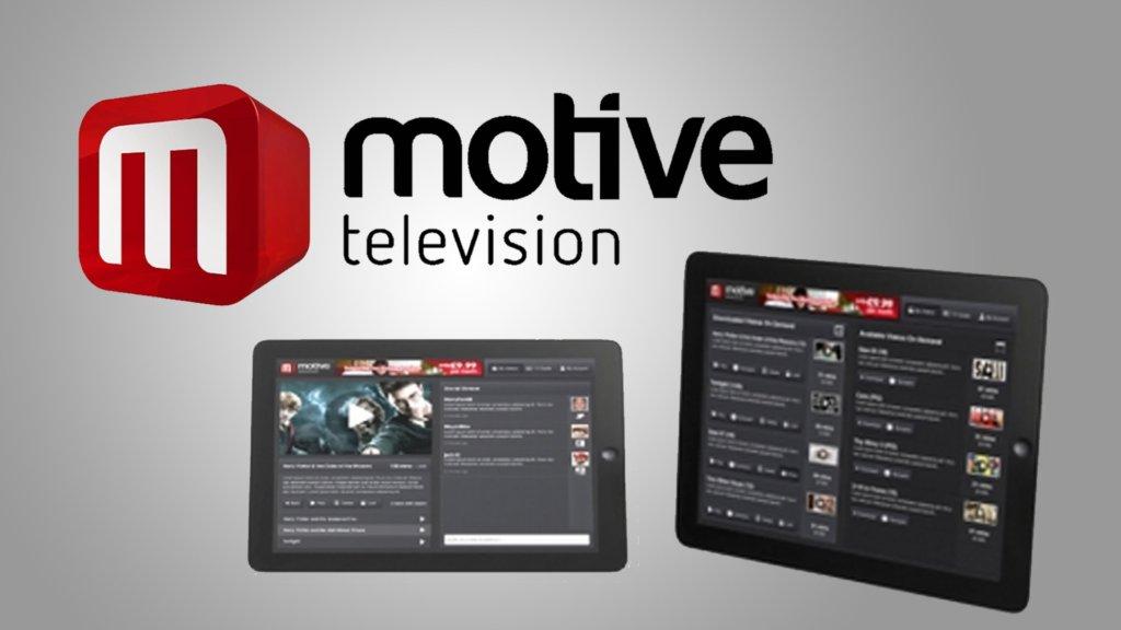 motive television