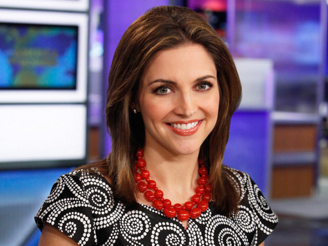 ABC NEWS - Rob Nelson and Paula Faris. (ABC/Heidi Gutman) PAULA FARIS