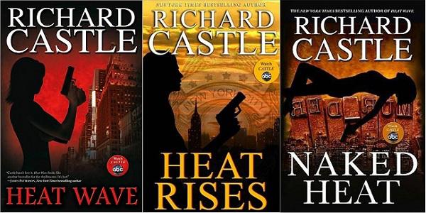 richard castle book series