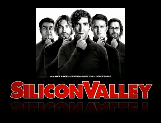 silicon valley-title