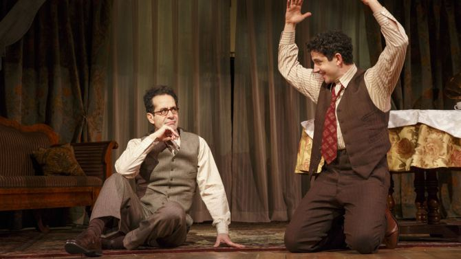tony shalhoub-act one
