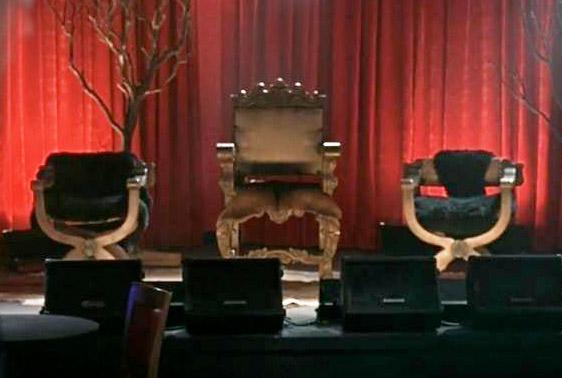 true blood-eric's fangtasia throne