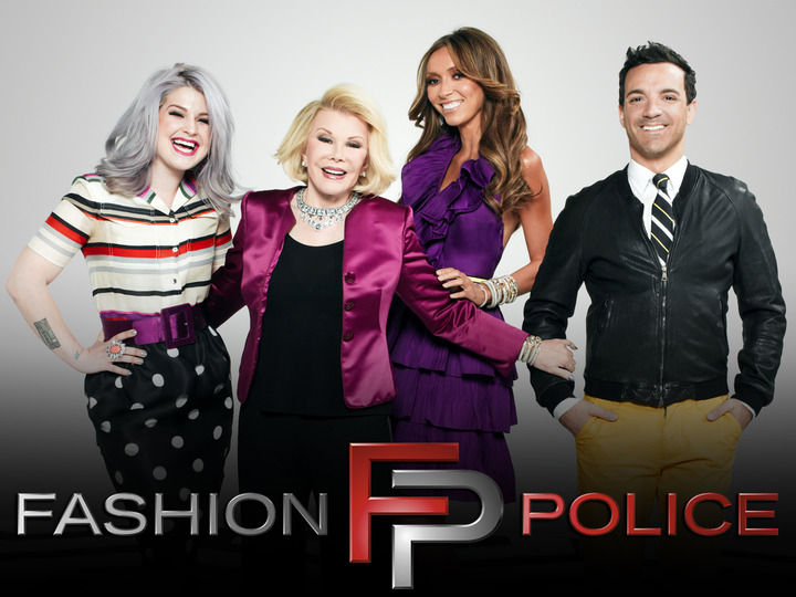 Vibrant Vibes from Fashion Police - m 69