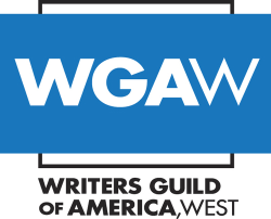 WGA West-logo