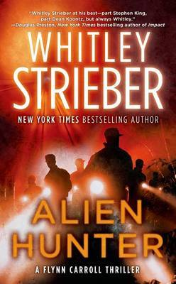 alien hunter-book cover