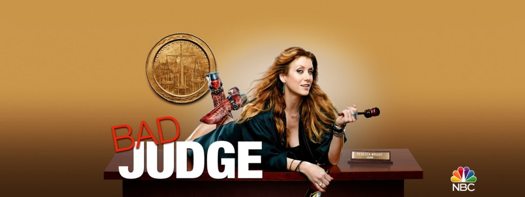 bad judge-title