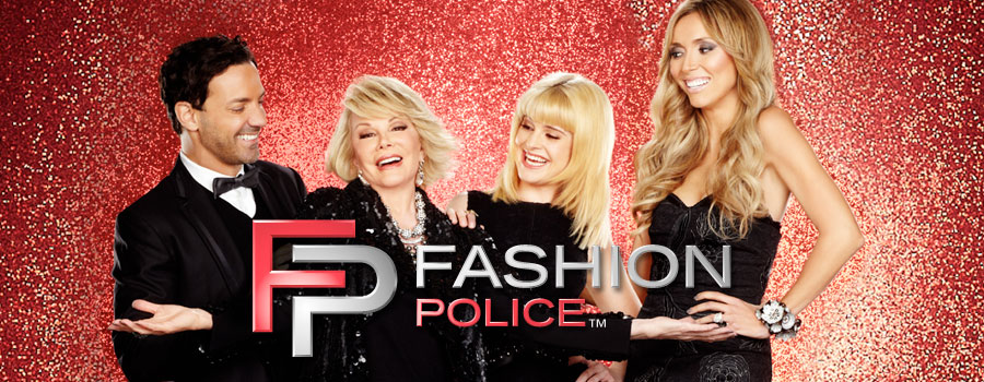 The Fashion Police Cast Remembers Joan's Humor fashion police title
