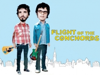 flight of the conchords-title