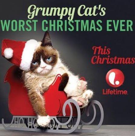 grumpy cat's worst christmas ever-title