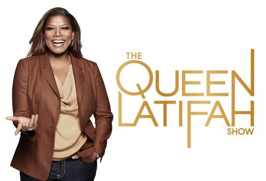 queen latifah show-title