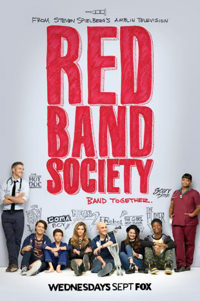 red band society-poster-scary bitch