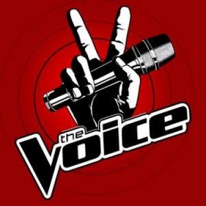 the voice-logo only