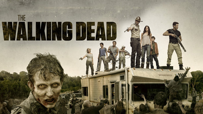 walking dead-title