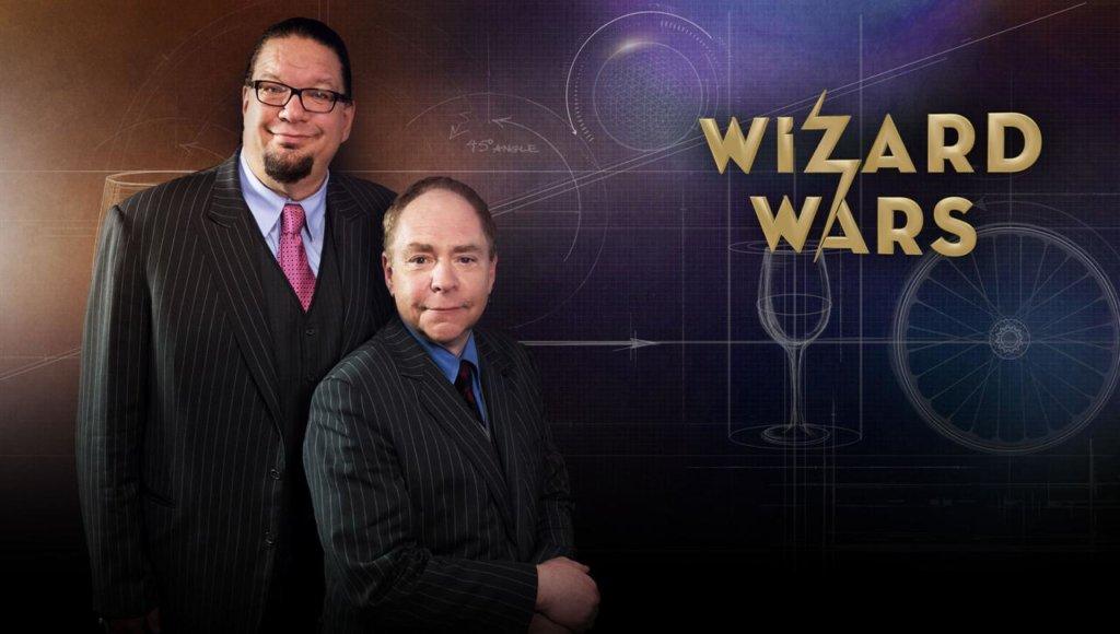 wizard wars-title-penn & teller