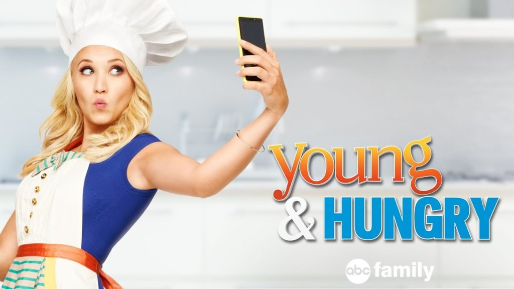 young & hungry-title
