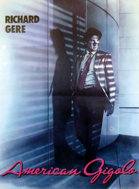 american gigolo-poster