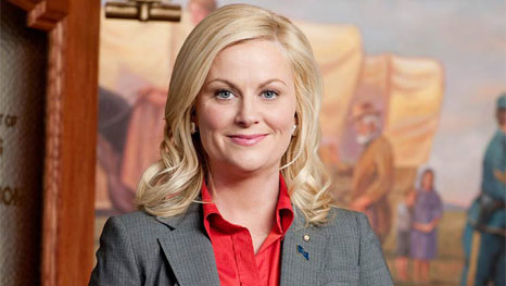 amy poehler-parks and recreation