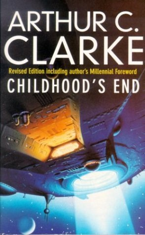 childhood's end-book cover