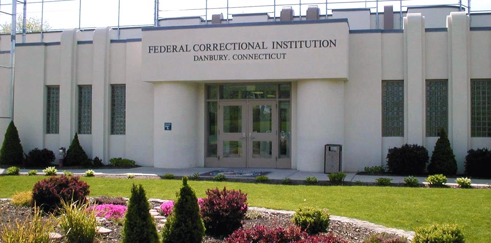 danbury federal correctional institution