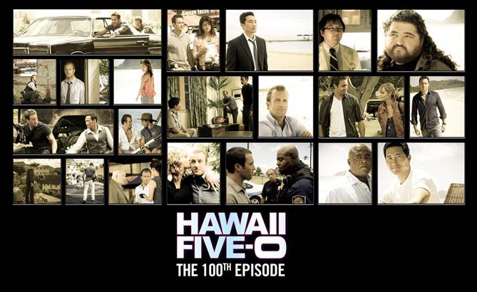 hawaii five-0-100th episode