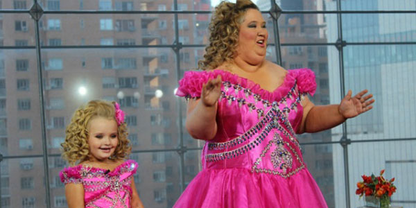 here comes honey boo boo-boo boo and june