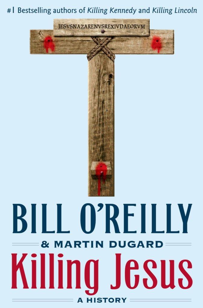 killing jesus-book cover