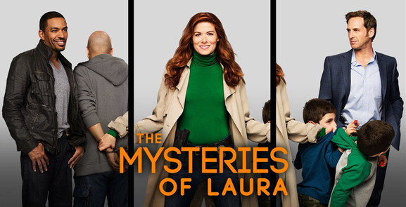 mysteries of laura-title