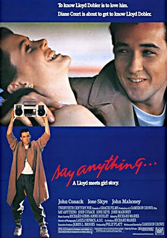 say anything-movie poster