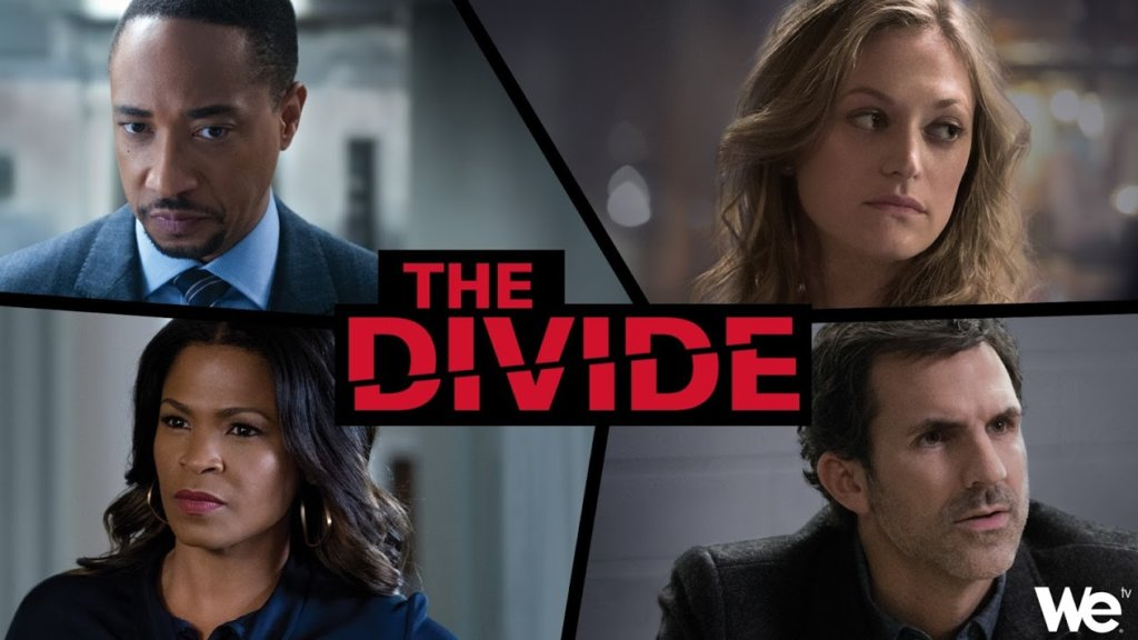 the divide-we tv-title