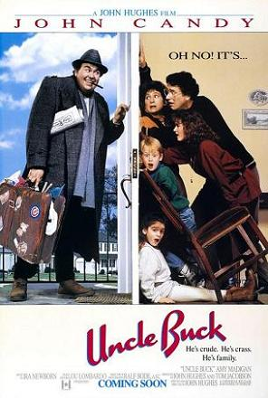 uncle buck-1989 movie-poster