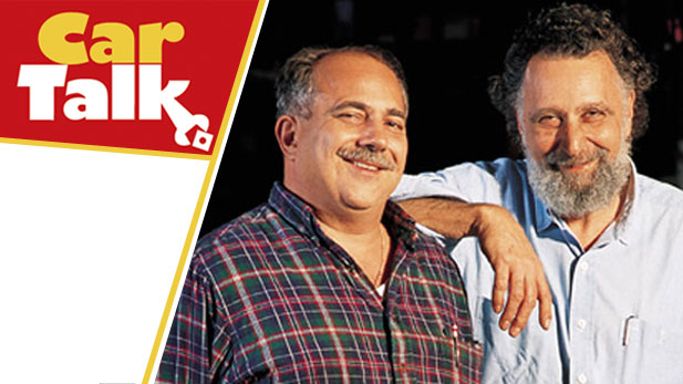 car talk-tom magliozzi, right, and brother ray