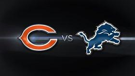 chicago bears-detroit lions-logos