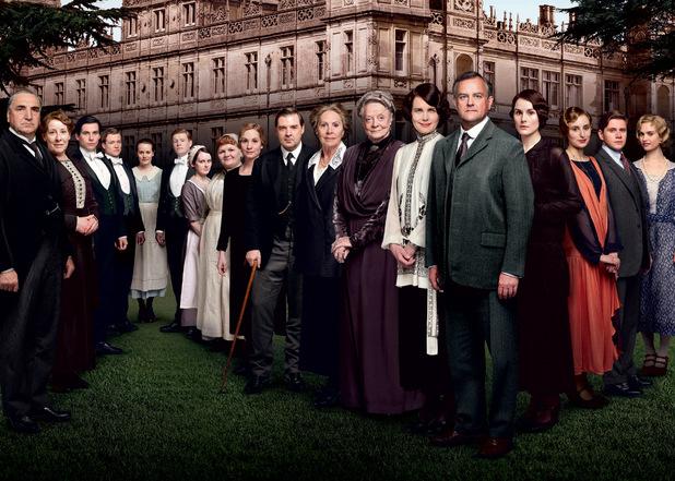 downton abbey-season four