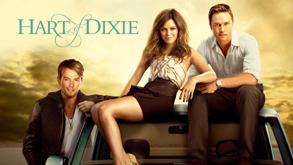 hart of dixie-title