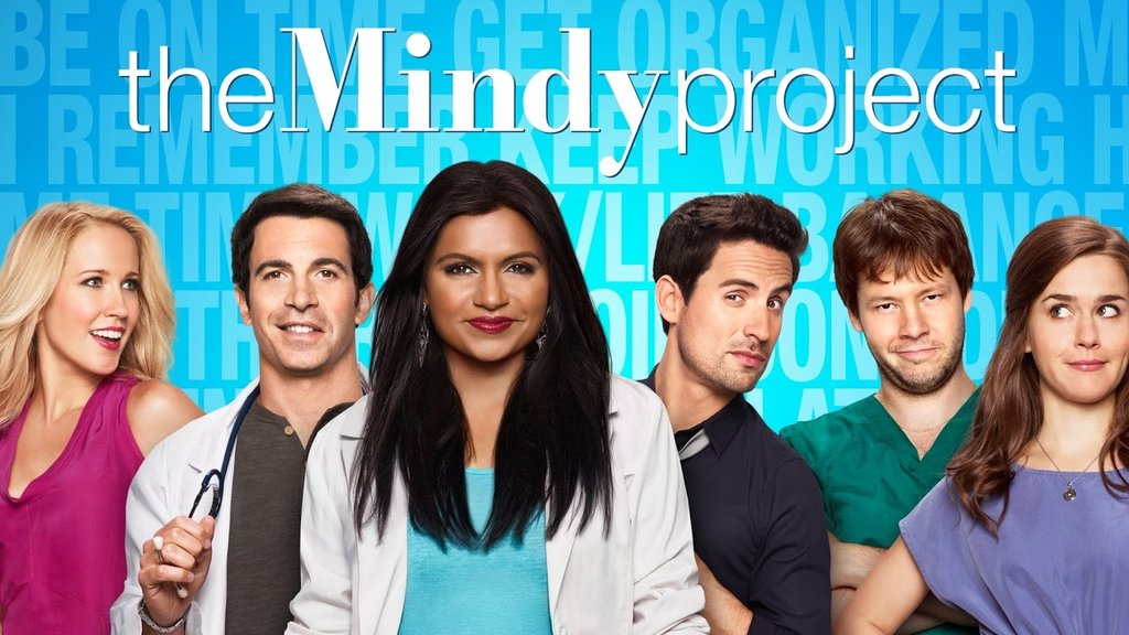 mindy project-title