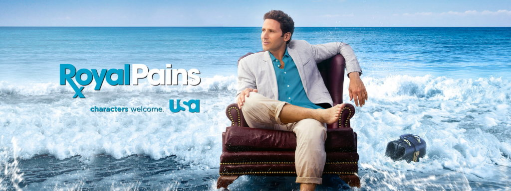 royal pains-title