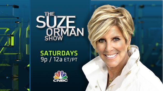 suze orman show-cnbc-title