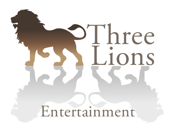 three lions entertainment-logo