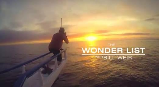 wonder list with bill weir-title