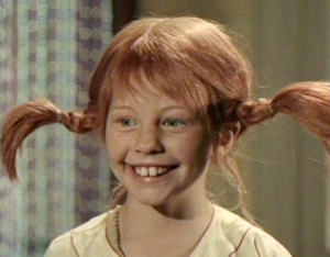 Pippi Longstocking (Inger Nilsson)