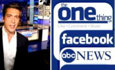 abc news-david muir-the one thing-facebook