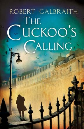 cuckoo's calling-book cover