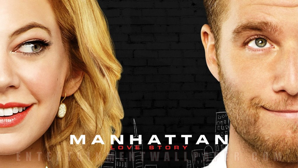 manhattan love story-title