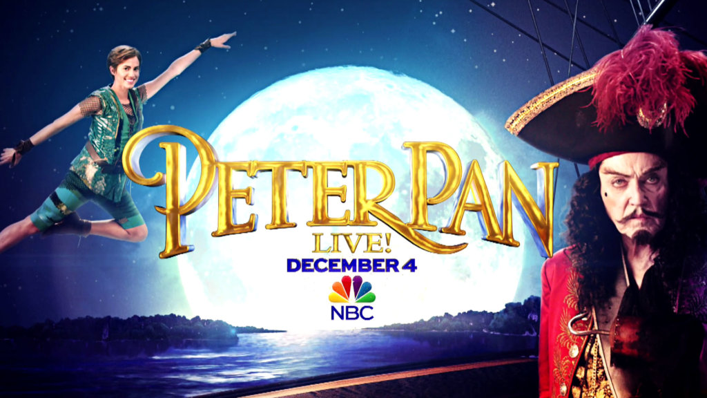 peter pan live-title