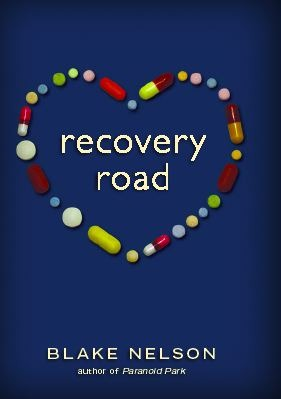 recovery road-book cover