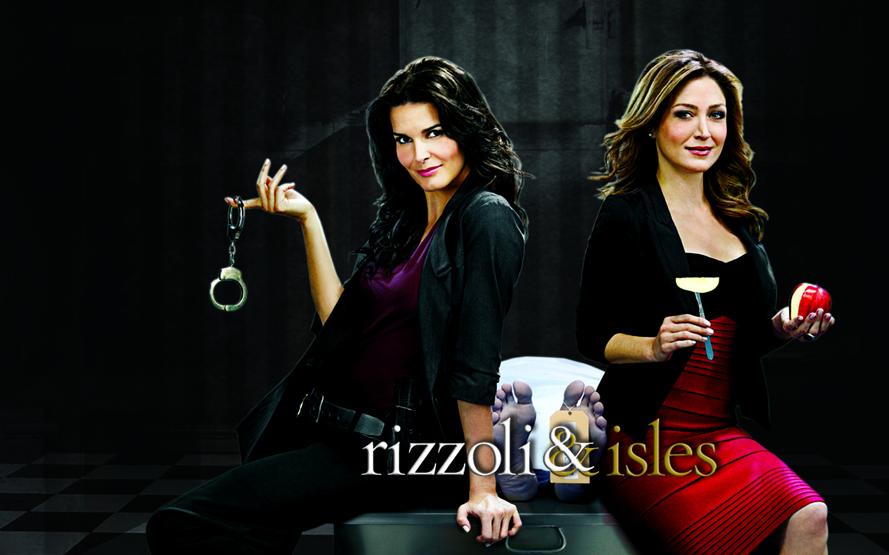 rizzoli & isles-title