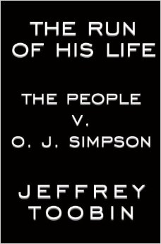 run of his life-people v OJ Simpson-book cover