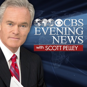scott pelley-cbs evening news